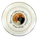 Love Quote Plate - Porcelain Plate