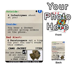 Geronimo! Airborne Expansion By James Hebert   Multi Purpose Cards (rectangle)   Iwu2mfw1tzgd   Www Artscow Com Front 32
