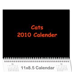 2010 Calender By Maggie Li   Wall Calendar 11  X 8 5  (12 Months)   Jr0fe7mepss8   Www Artscow Com Cover