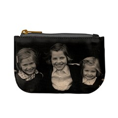 Sisters (mini Purse) By Lindsay   Mini Coin Purse   C6cxrflep0go   Www Artscow Com Front