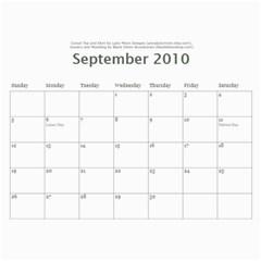 Diyscene Calendar By Jen Ell   Wall Calendar 11  X 8 5  (12 Months)   K6vv660hyq67   Www Artsnow Com Sep 2010