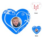 Little Boy Blue Sweetheart Playing Cards - Playing Cards (Heart)