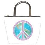Peace Bucket Bag
