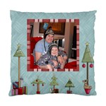 Holidays are Comin  Cushion - Standard Cushion Case (One Side)