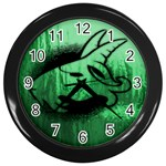 mojoclock - Wall Clock (Black)
