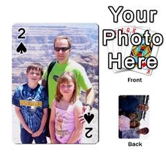 Starkey Card Deck By Karen Starkey   Playing Cards 54 Designs   9tpfa01wsoe4   Www Artscow Com Front - Spade2