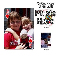 Starkey Card Deck By Karen Starkey   Playing Cards 54 Designs   9tpfa01wsoe4   Www Artscow Com Front - Heart2