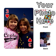 Starkey Card Deck By Karen Starkey   Playing Cards 54 Designs   9tpfa01wsoe4   Www Artscow Com Front - Heart3