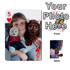 Starkey Card Deck By Karen Starkey   Playing Cards 54 Designs   9tpfa01wsoe4   Www Artscow Com Front - Heart5