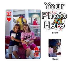 Starkey Card Deck By Karen Starkey   Playing Cards 54 Designs   9tpfa01wsoe4   Www Artscow Com Front - Heart10