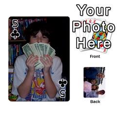 Starkey Card Deck By Karen Starkey   Playing Cards 54 Designs   9tpfa01wsoe4   Www Artscow Com Front - Club5