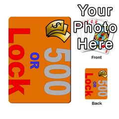 Press Your Luck Deck 1 By Jighm Brown   Multi Purpose Cards (rectangle)   Qhsy4iljgmnr   Www Artscow Com Front 6