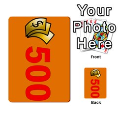 Press Your Luck Deck 1 By Jighm Brown   Multi Purpose Cards (rectangle)   Qhsy4iljgmnr   Www Artscow Com Front 8