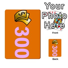 Press Your Luck Deck 1 By Jighm Brown   Multi Purpose Cards (rectangle)   Qhsy4iljgmnr   Www Artscow Com Front 9