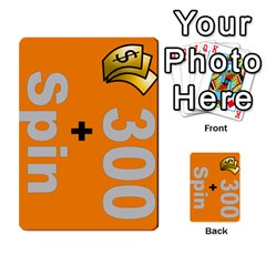 Press Your Luck Deck 1 By Jighm Brown   Multi Purpose Cards (rectangle)   Qhsy4iljgmnr   Www Artscow Com Front 11