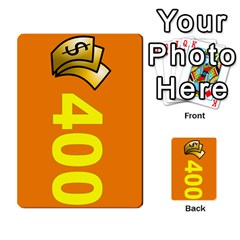 Press Your Luck Deck 1 By Jighm Brown   Multi Purpose Cards (rectangle)   Qhsy4iljgmnr   Www Artscow Com Front 12