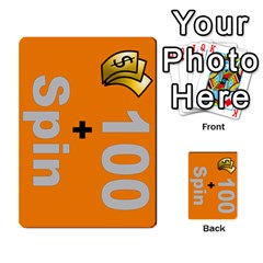 Press Your Luck Deck 1 By Jighm Brown   Multi Purpose Cards (rectangle)   Qhsy4iljgmnr   Www Artscow Com Front 30
