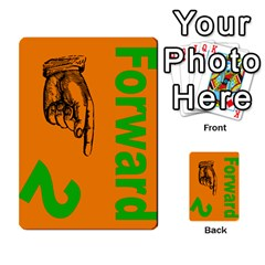Press Your Luck Deck 1 By Jighm Brown   Multi Purpose Cards (rectangle)   Qhsy4iljgmnr   Www Artscow Com Front 4