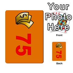 Press Your Luck Deck 1 By Jighm Brown   Multi Purpose Cards (rectangle)   Qhsy4iljgmnr   Www Artscow Com Front 33