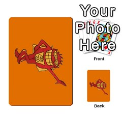 Press Your Luck Deck 1 By Jighm Brown   Multi Purpose Cards (rectangle)   Qhsy4iljgmnr   Www Artscow Com Front 40