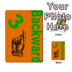 Press Your Luck Deck 1 By Jighm Brown   Multi Purpose Cards (rectangle)   Qhsy4iljgmnr   Www Artscow Com Front 5