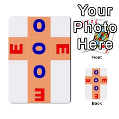 Press Your Luck Deck 1 By Jighm Brown   Multi Purpose Cards (rectangle)   Qhsy4iljgmnr   Www Artscow Com Front 48