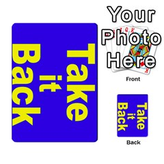 Press Your Luck Deck 1 By Jighm Brown   Multi Purpose Cards (rectangle)   Qhsy4iljgmnr   Www Artscow Com Front 49