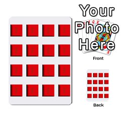 Press Your Luck Deck 1 By Jighm Brown   Multi Purpose Cards (rectangle)   Qhsy4iljgmnr   Www Artscow Com Back 50