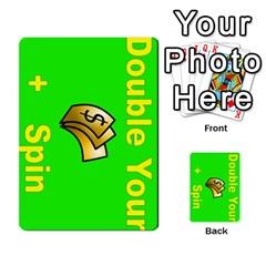 Press Your Luck Deck 3 By Jighm Brown   Multi Purpose Cards (rectangle)   Df3ko85ymqcg   Www Artscow Com Front 31