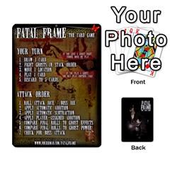 Queen Fatal Frame Deck 3   Locations And Setup By Heavenslaughing   Playing Cards 54 Designs   52y8v3e10kk1   Www Artscow Com Front - HeartQ