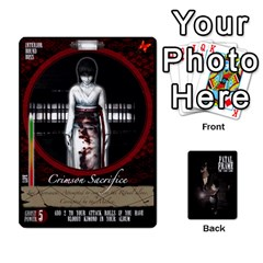 Fatal Frame Deck 3   Locations And Setup By Heavenslaughing   Playing Cards 54 Designs   52y8v3e10kk1   Www Artscow Com Front - Diamond2