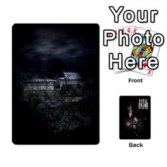 Fatal Frame Deck 3   Locations And Setup By Heavenslaughing   Playing Cards 54 Designs   52y8v3e10kk1   Www Artscow Com Front - Diamond4