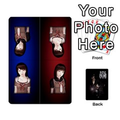 Fatal Frame Deck 3   Locations And Setup By Heavenslaughing   Playing Cards 54 Designs   52y8v3e10kk1   Www Artscow Com Front - Diamond8