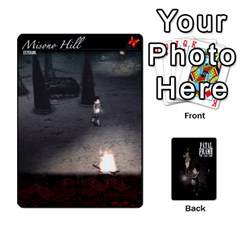 Fatal Frame Deck 3   Locations And Setup By Heavenslaughing   Playing Cards 54 Designs   52y8v3e10kk1   Www Artscow Com Front - Club2