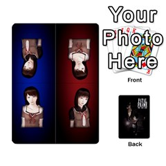 Fatal Frame Deck 3   Locations And Setup By Heavenslaughing   Playing Cards 54 Designs   52y8v3e10kk1   Www Artscow Com Front - Joker1