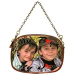 FREE - MY BOYS MY JOYS Wordart 4 U!!!  Look for it under the kits tab.  Enjoy :) - Chain Purse (One Side)