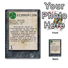 Cartasgen001 By Carlos Fernandez   Multi Purpose Cards (rectangle)   8bnfnksamiku   Www Artscow Com Front 8