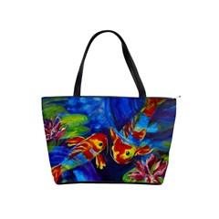 Koi Encounter By Alana   Classic Shoulder Handbag   Vw1o5qze83ht   Www Artscow Com Front