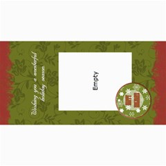 Christmas Cards   10 Designs By Klh   4  X 8  Photo Cards   Yzy5hxw1sh7i   Www Artscow Com 8 x4 Photo Card - 8