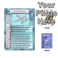 Biboly: Noah Deck 2 By Jighm Brown   Playing Cards 54 Designs   O0g48vsm6x92   Www Artscow Com Front - Diamond8