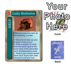 Jack Biboly: Noah Deck 2 By Jighm Brown   Playing Cards 54 Designs   O0g48vsm6x92   Www Artscow Com Front - DiamondJ