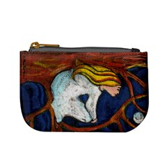 Moongazing By Alana   Mini Coin Purse   1glhnzrq03a9   Www Artscow Com Front