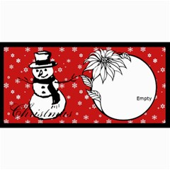 10 Christmas Cards   4  X 8  Photo Cards By Carmensita   4  X 8  Photo Cards   Xwm0066brhkk   Www Artscow Com 8 x4 Photo Card - 7