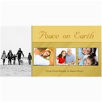 Christmas & Holiday Photo Cards Assortment - 4  x 8  Photo Cards