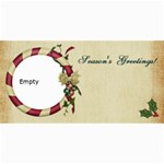 Christmas Cards 8  x 4  - 4  x 8  Photo Cards