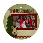timfamily - Ornament (Round)