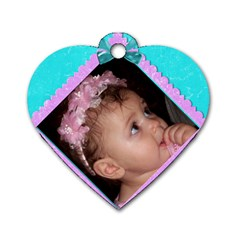 Lanqe By Petya   Dog Tag Heart (two Sides)   2nsa258nfqz8   Www Artscow Com Back