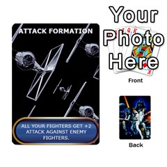 Ace Starship Battles V1 By Mark Chaplin   Playing Cards 54 Designs   Uk86fersplko   Www Artscow Com Front - SpadeA