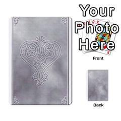 Edel, Stein & Reich By Curt Carpenter   Multi Purpose Cards (rectangle)   Bu5y3qwlev19   Www Artscow Com Back 15