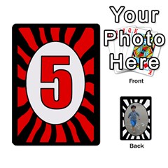 My Card Game Part 2 By Carmensita   Playing Cards 54 Designs   Thgn31exccsm   Www Artscow Com Front - Heart7